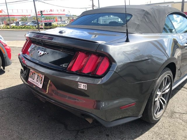 FORD MUSTANG 2016 price $15,999