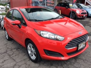 FORD FIESTA 2015 price $7,500