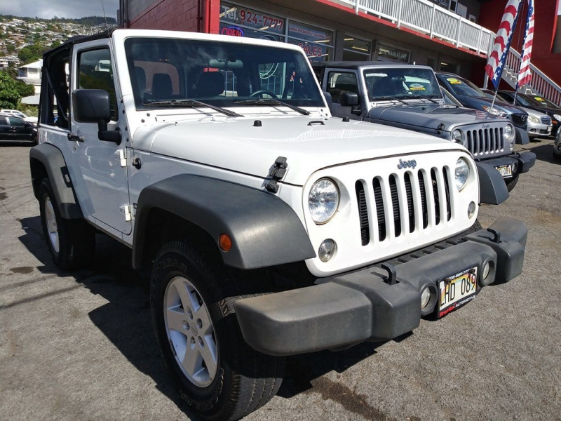 JEEP WRANGLER 2016 price $22,999