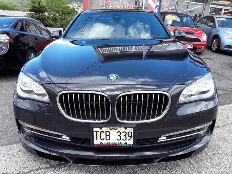 BMW ALPINA B7 2013 price $38,999
