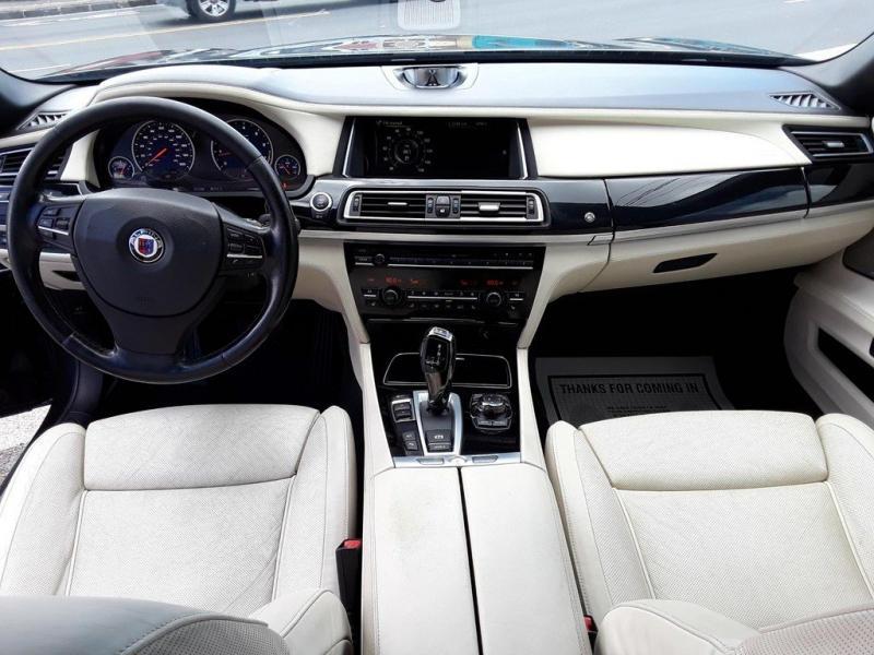 BMW ALPINA B7 2013 price $38,999