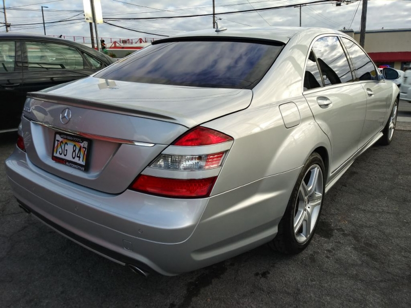 MERCEDES-BENZ S-CLASS 2009 price $16,400