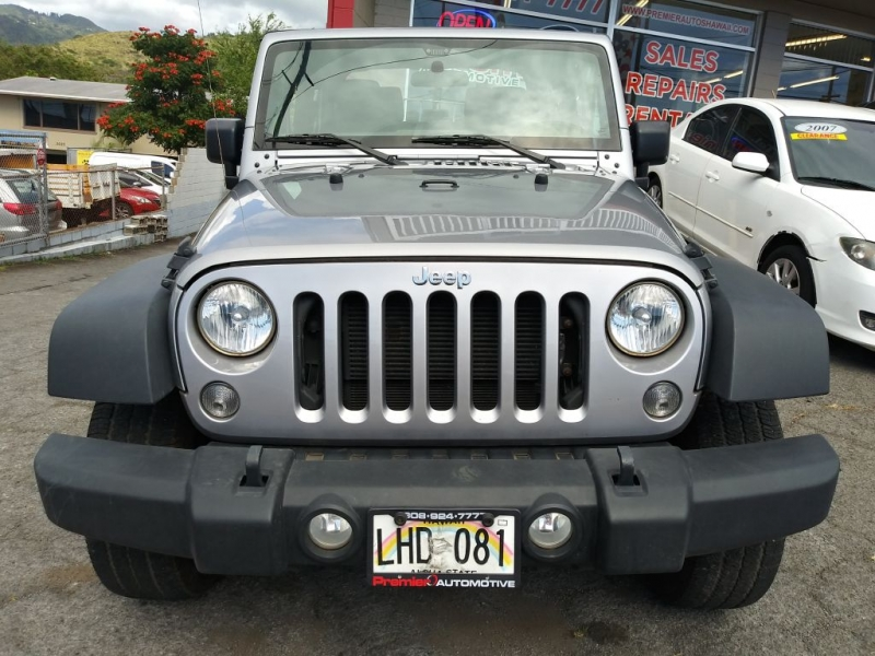 JEEP WRANGLER 2017 price $25,999