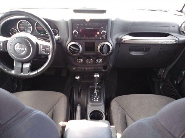 Jeep Wrangler 2017 price $23,712