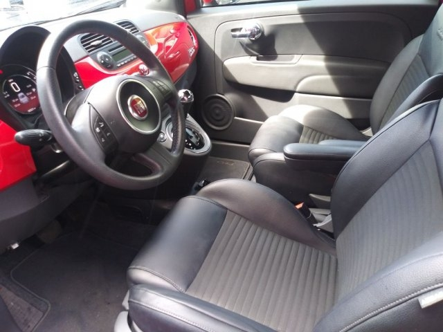 FIAT 500 2015 price $10,219