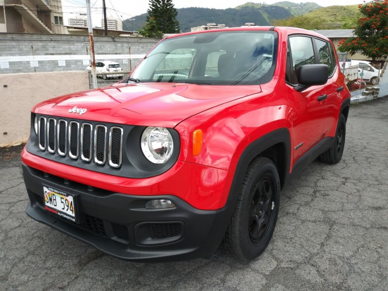 JEEP RENEGADE 2015 price $13,999