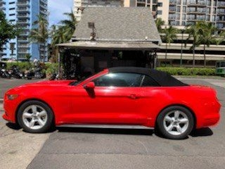 FORD MUSTANG 2016 price $15,370