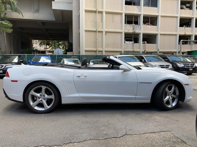 CHEVROLET CAMARO 2015 price $18,164