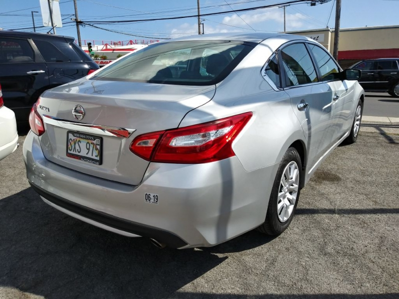 NISSAN ALTIMA 2016 price $12,999