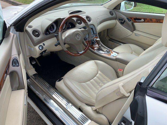 MERCEDES-BENZ SL 2009 price $24,330