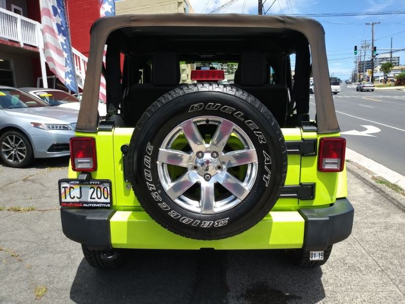 JEEP WRANGLER 2017 price $28,999