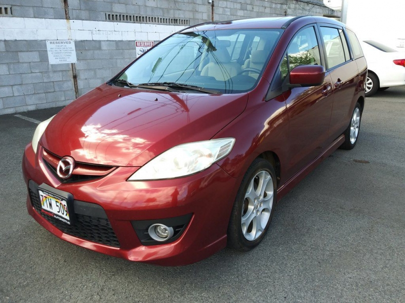 MAZDA 5 2010 price Call for Pricing.