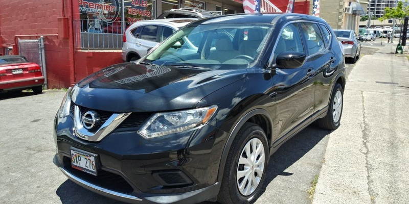 NISSAN ROGUE 2016 price Call for Pricing.