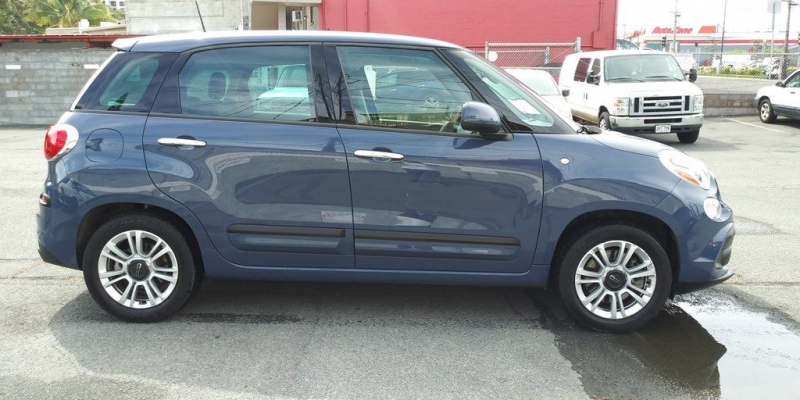FIAT 500L 2018 price $15,411
