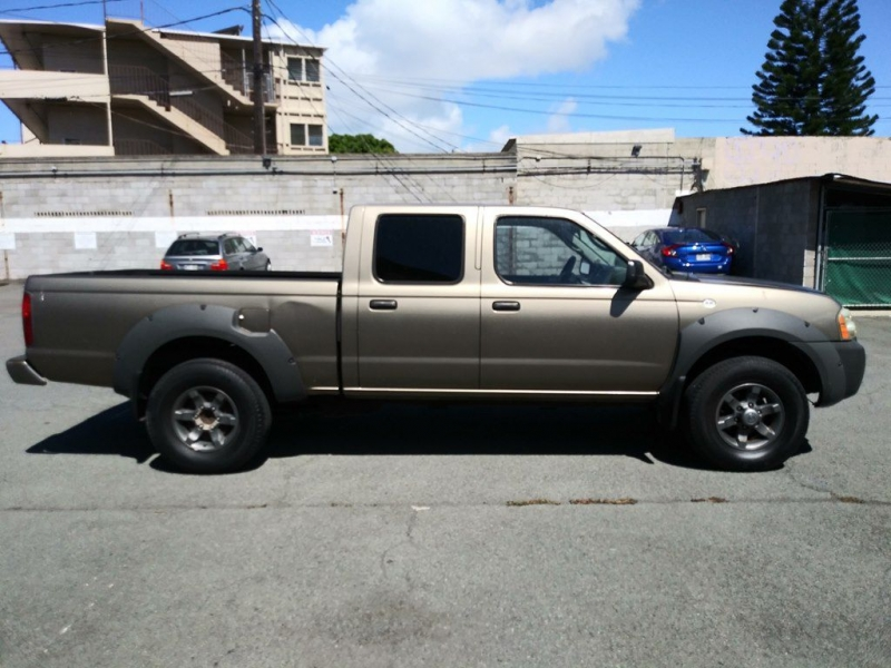 NISSAN FRONTIER 2002 price $5,999