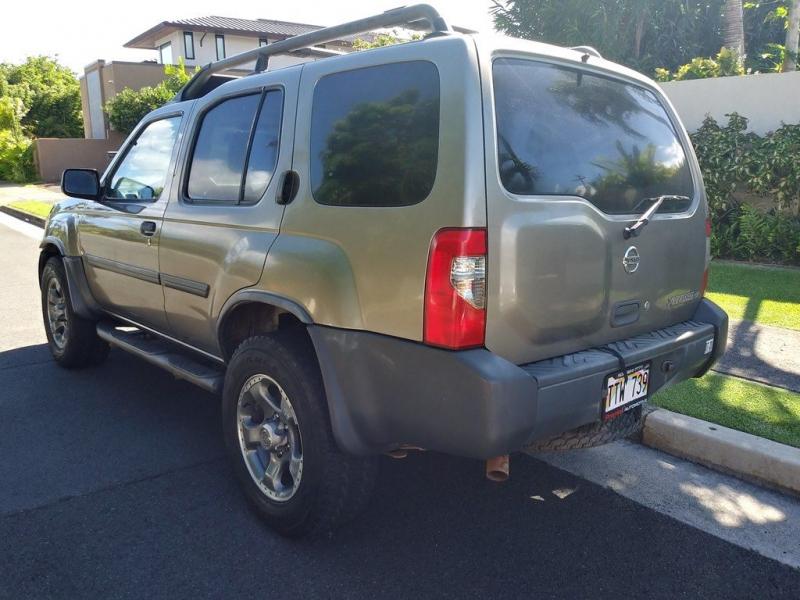 NISSAN XTERRA 2004 price $3,000