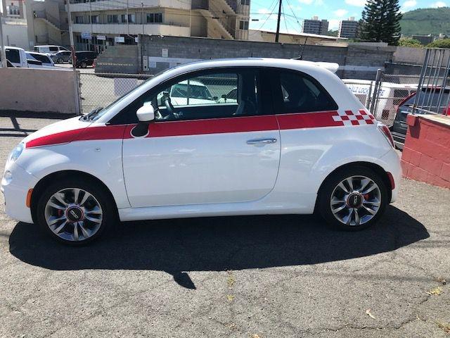 FIAT 500 2016 price $12,499