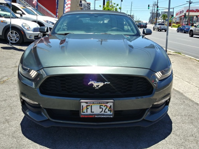 FORD MUSTANG 2015 price $16,713