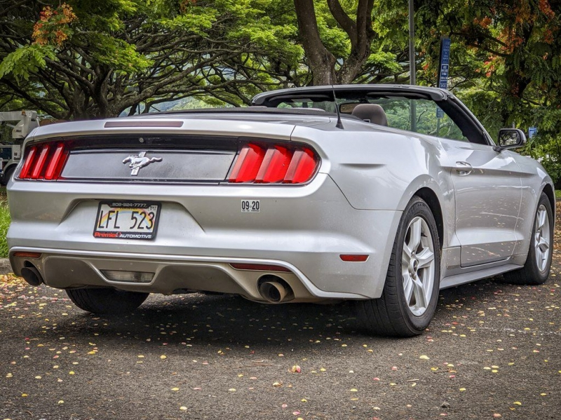 FORD MUSTANG 2015 price $15,499