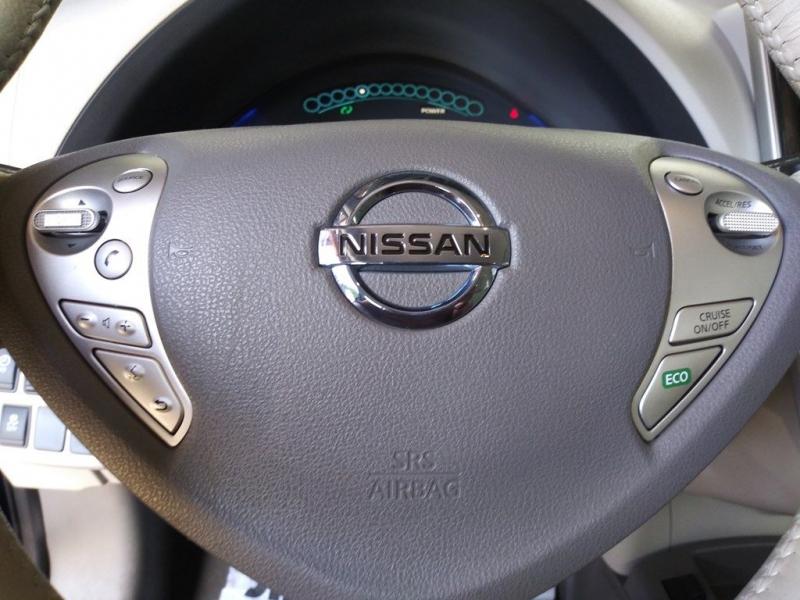NISSAN LEAF 2016 price $13,500