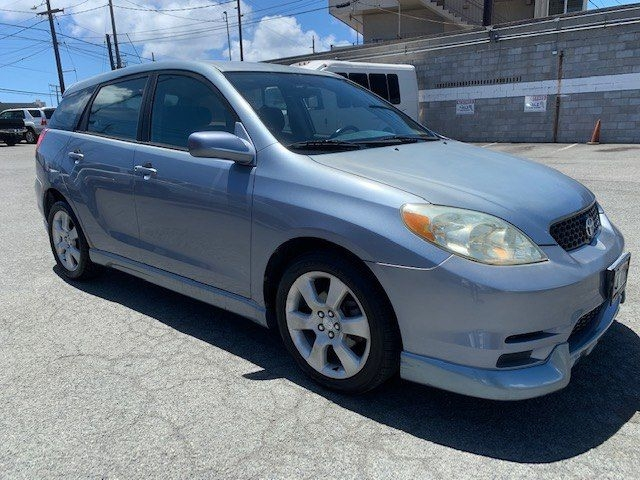 TOYOTA COROLLA MATRIX 2003 price $4,000