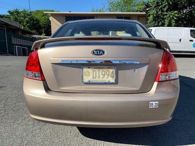 KIA SPECTRA 2009 price $2,999