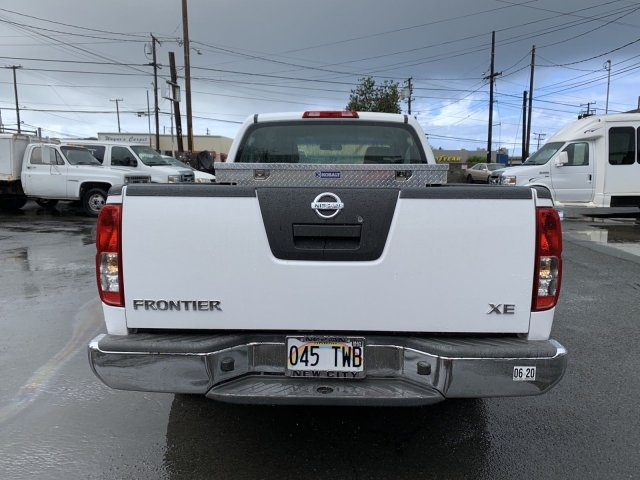 Nissan Frontier 2008 price $7,754