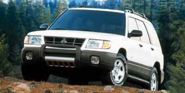 Subaru Forester 2001 price Call for Pricing.
