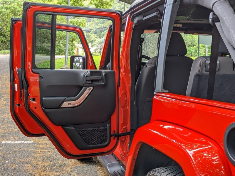 JEEP WRANGLER UNLIMI 2018 price $33,000