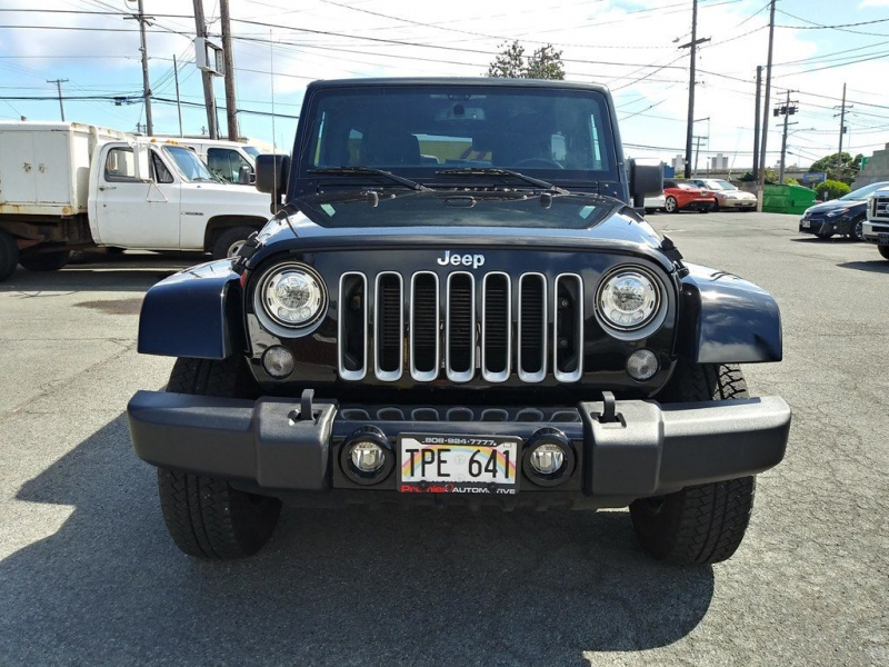 JEEP WRANGLER UNLIMI 2018 price $34,000
