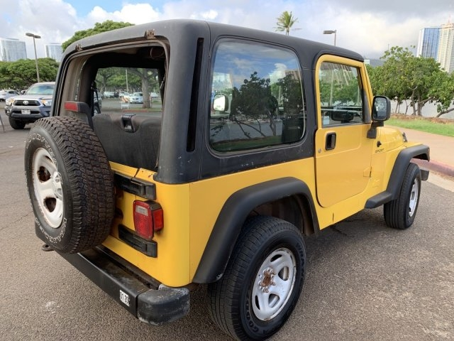 Jeep Wrangler 2006 price Call for Pricing.
