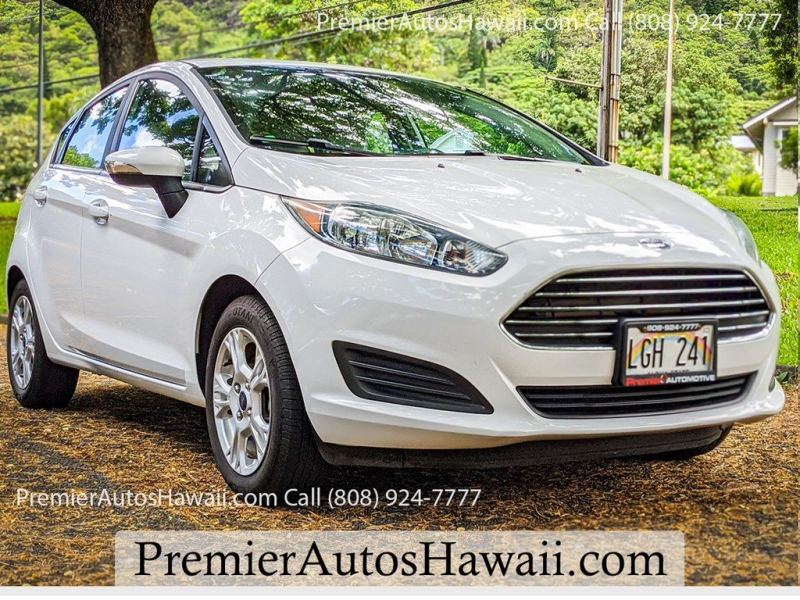 FORD FIESTA 2016 price $10,800