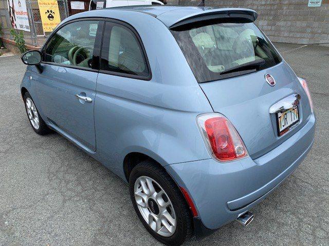 FIAT 500 2015 price $9,200