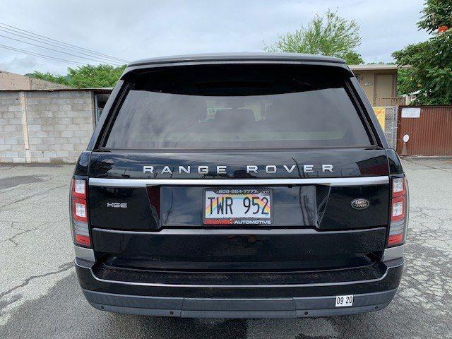 LAND ROVER RANGE ROVER 2013 price $42,995