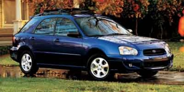 SUBARU IMPREZA 2004 price $3,499