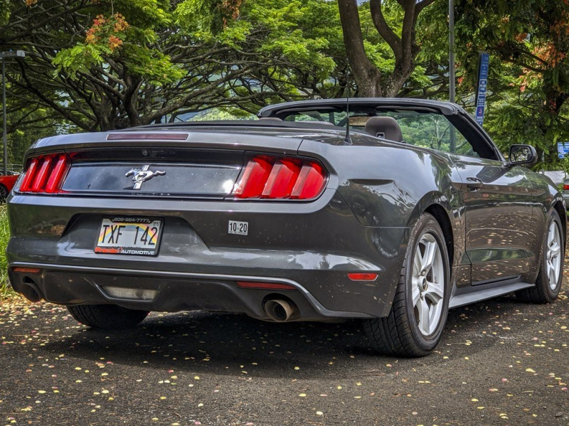 FORD MUSTANG 2015 price $15,399