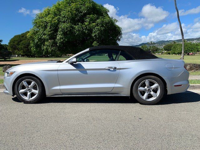 FORD MUSTANG 2015 price $16,827