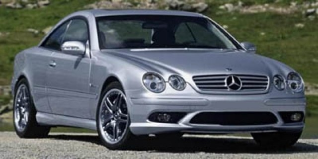 Mercedes-Benz CL-Class 2005 price Call for Pricing.