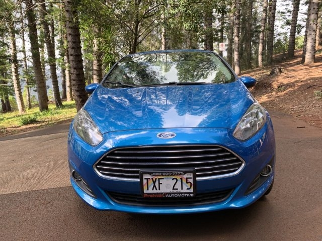 Ford Fiesta 2017 price Call for Pricing.