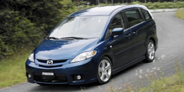 Mazda Mazda5 2006 price Call for Pricing.
