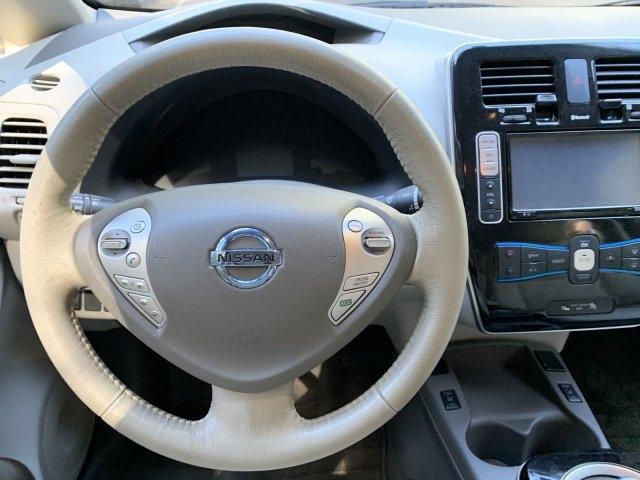 Nissan LEAF 2015 price $10,646