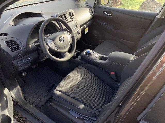 Nissan LEAF 2016 price $10,146