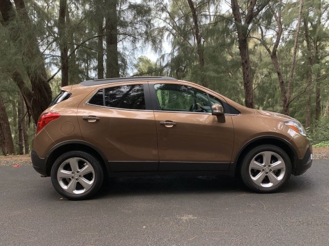 Buick Encore 2016 price $12,747
