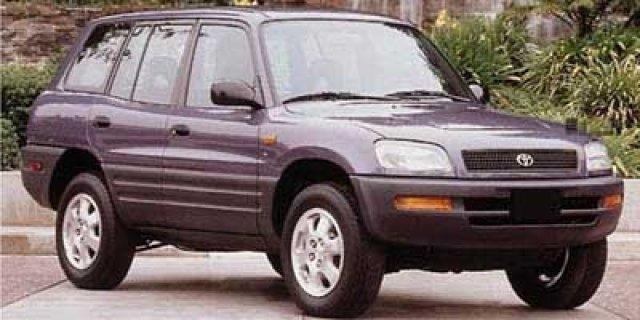 Toyota RAV4 1997 price $3,197