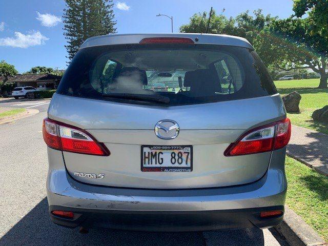 MAZDA 5 2012 price $5,600