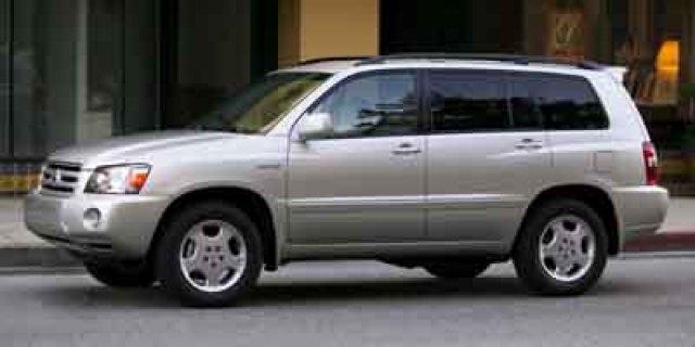 Toyota Highlander 2004 price $5,900