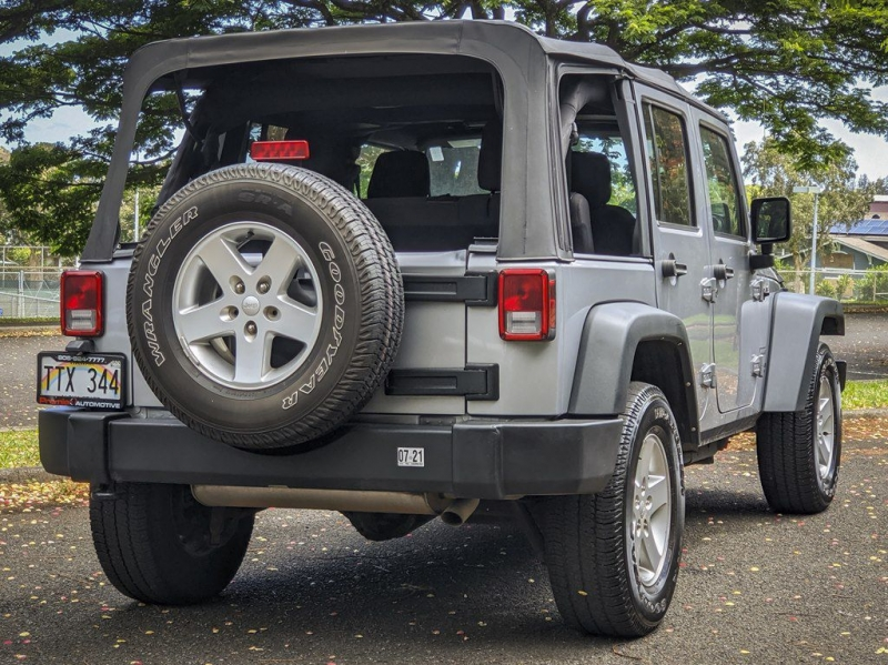 JEEP WRANGLER UNLIMI 2016 price $26,424