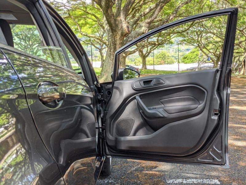 FORD FIESTA 2018 price $13,500