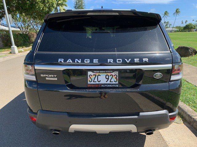 LAND ROVER RANGE ROVER SPO 2016 price $54,025