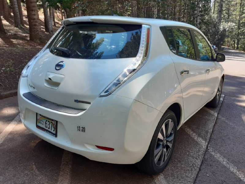 NISSAN LEAF 2015 price $9,999